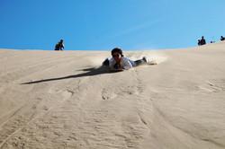 4x4 in Peru - Huacachina