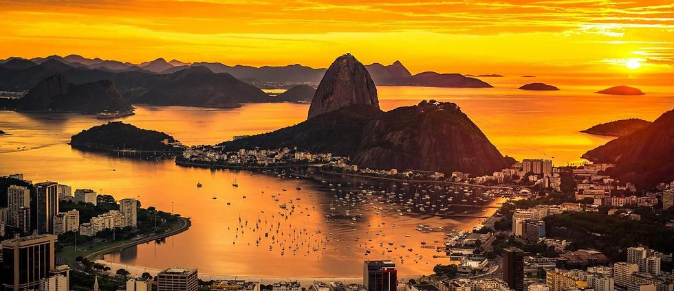 Immagime_aerea_Rio_de_janeiro_tramonto.w