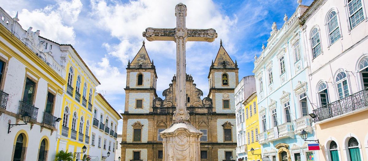 il Centro Storico di Salvador de Bahia
