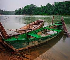 Navigazione in Amazzonia con Peruresponsabile