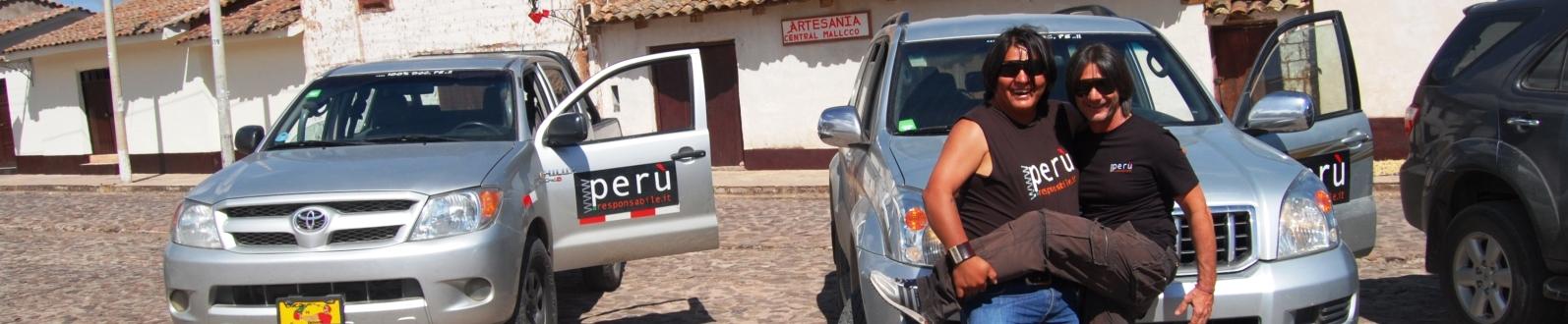 4x4 in Peru  apurimac
