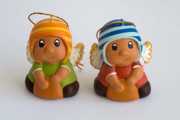 Angelitos natalizi