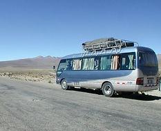 Passaggio sull'Altopiano di Puno concon Peruresponsabile