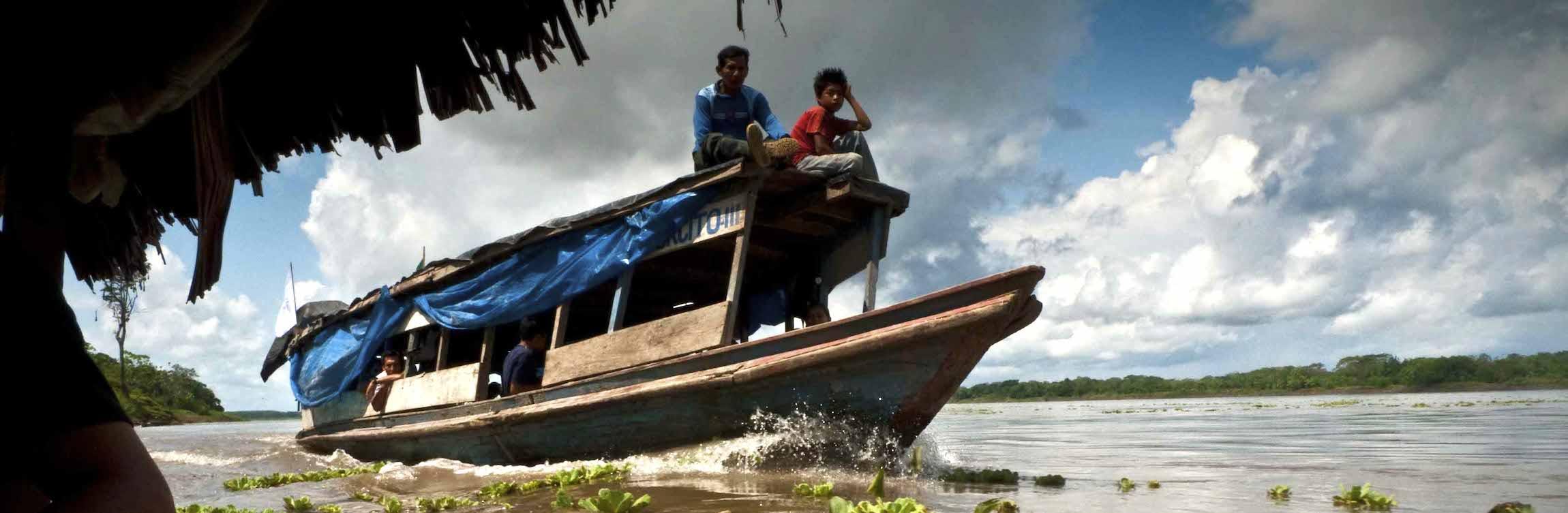 IN AMAZZONIA, RESPONSABILMENTE