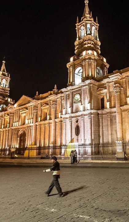 Peruresponsabile Chiesa di Arequipa