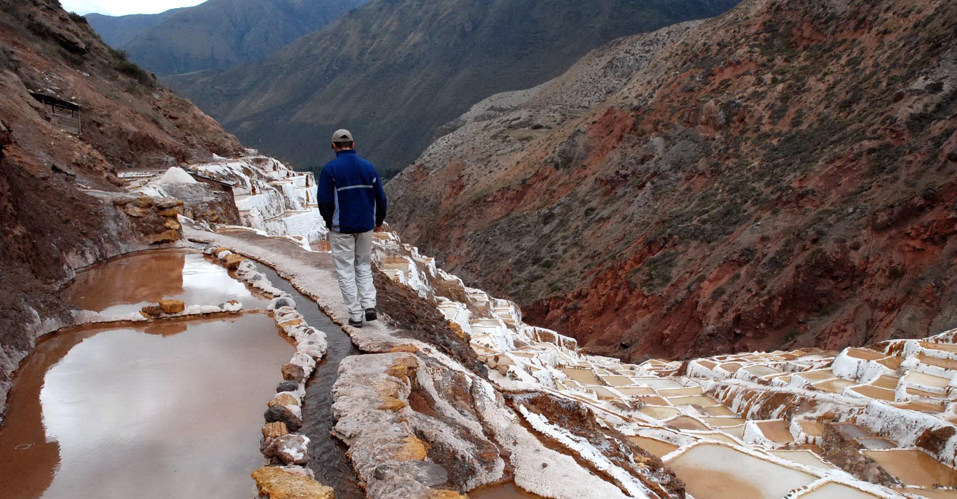 4x4 in Peru