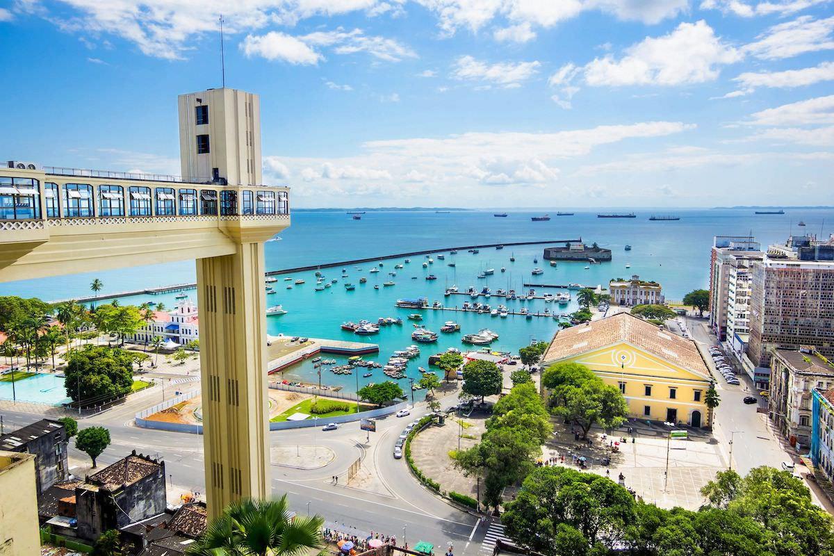 L'ascensore di Salvador de Bahia