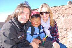 4x4 in Peru - Isla Taquile