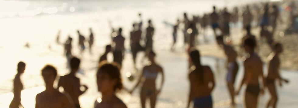 Spiaggia di Ipanema al tramonto.jpg