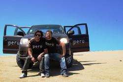 4x4 in Peru - Tablazo de Ica