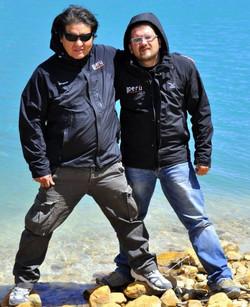 4x4 in Peru - Laguna Llanganuco