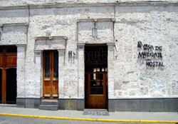 CASA DE MELGAR AREQUIPA 3*