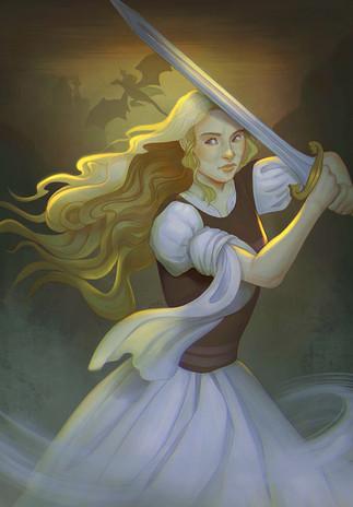 Shieldmaiden of Rohan
