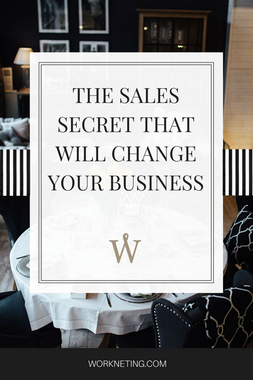 The Sales Secret That Will Change Your Business