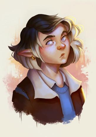 Emersyn, witch