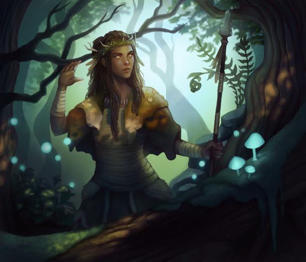 Daku Warrior