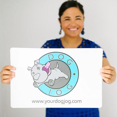 Dog Jog Gift Certificate