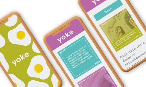 App Design - Yoke