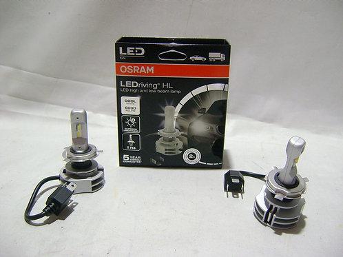 KIT LED H4 PREMIUM 12V/24V 6000K