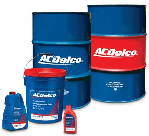 Aceites ACDelco