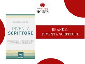 Proposta di lettura: Dorothea Brande