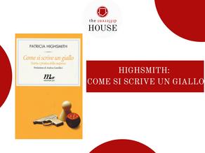 PROPOSTA DI LETTURA: PATRICIA HIGHSMITH