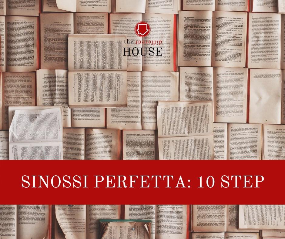 Come scrivere una sinossi perfetta: 10 step