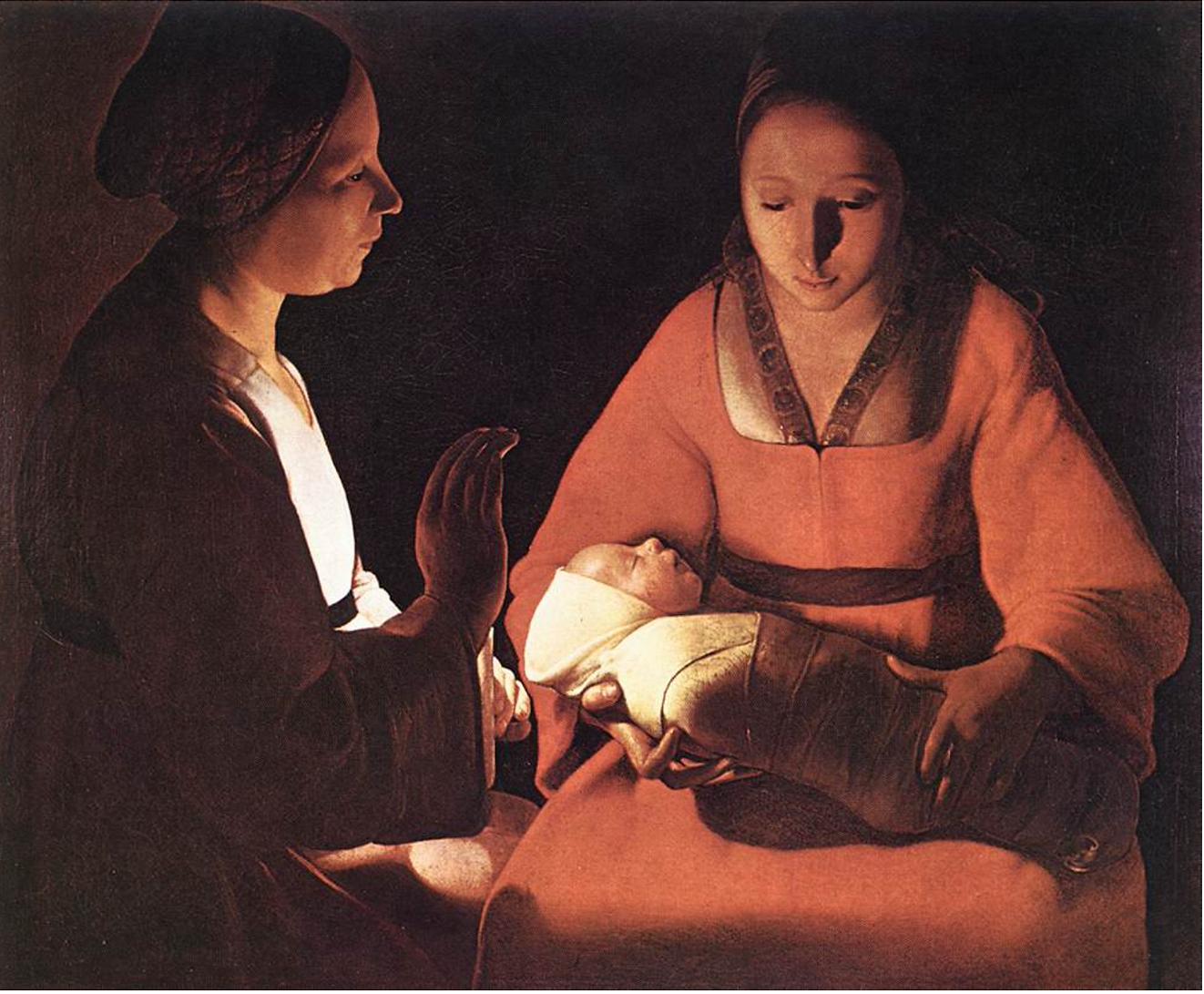 St Anne, the newborn Jesus, the Madonna.png