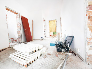 The Remodeling Dilemma: Do You Stay or Do you Go?