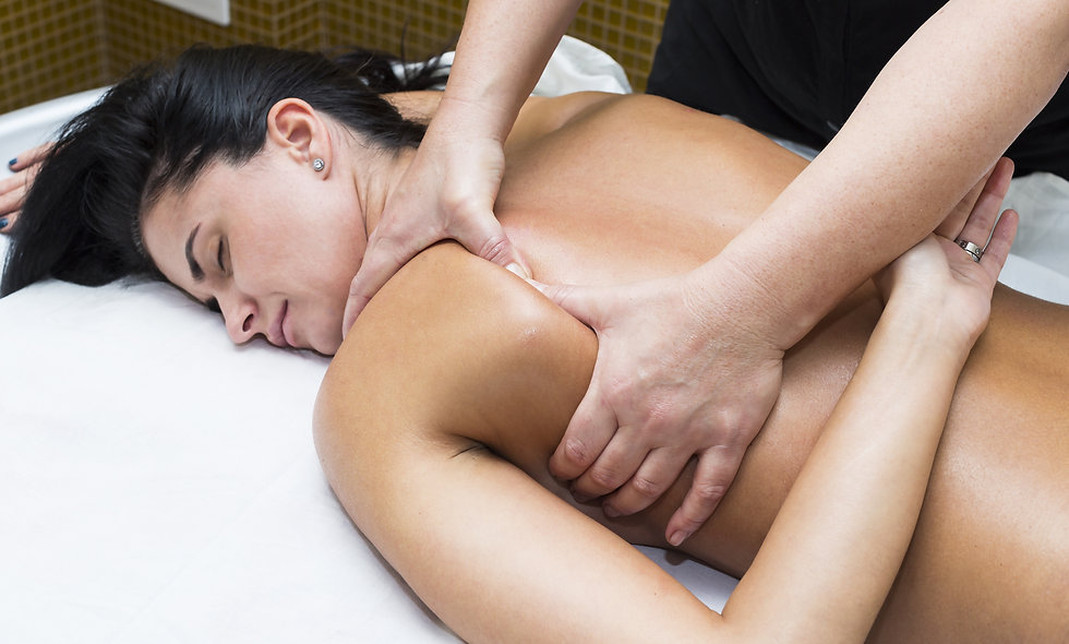 Structural Body Alignment Massage Therapy only