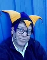 Wearing my Dr. Seuss hat!