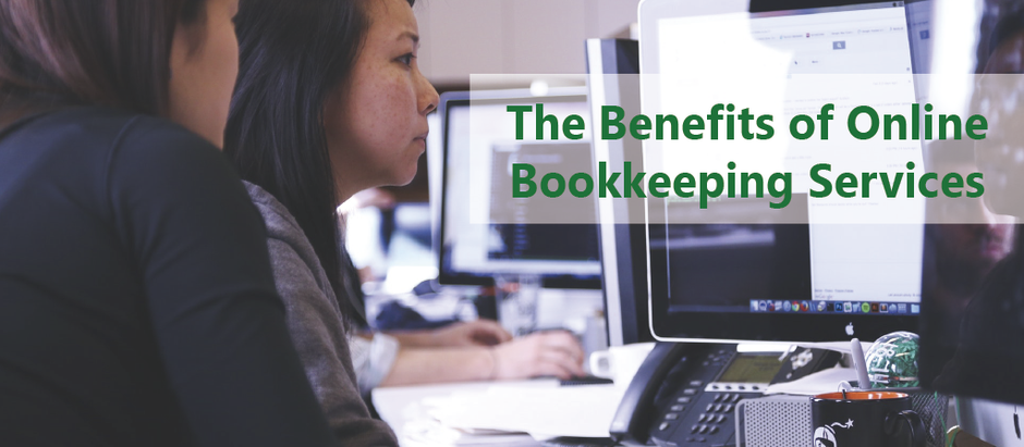 The Benefits Of Online Bookkeeping Services