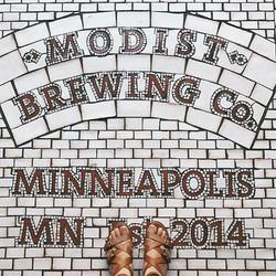 Drinking our way through Minneapolis