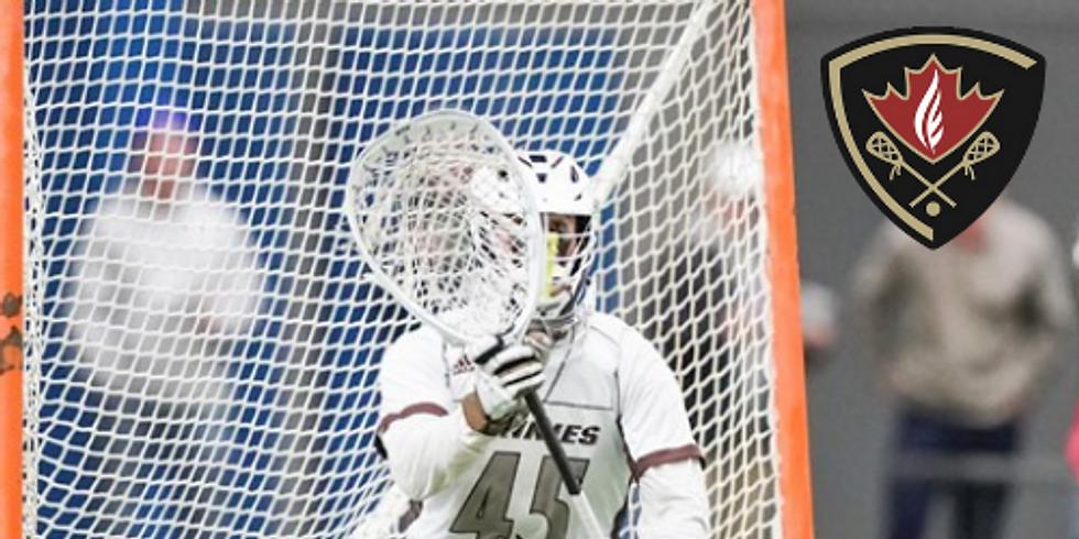 Virtual Lacrosse Goalie Clinic
