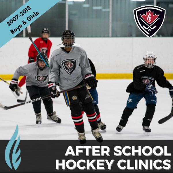 After School Hockey Clinics 2011-2013 WEDNESDAYS!