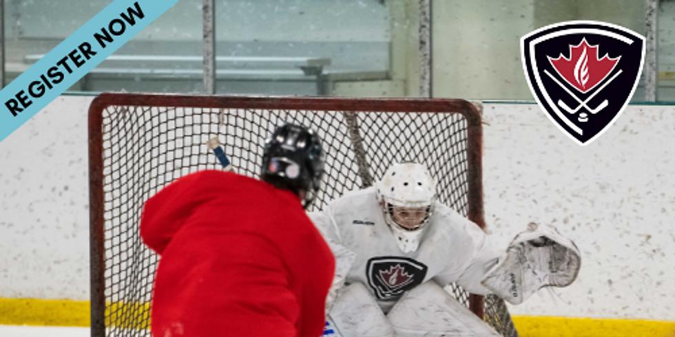 Morning Hockey Clinics 2014-2016 $800 20 sessions
