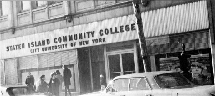 Photo of Staten Island Community College
