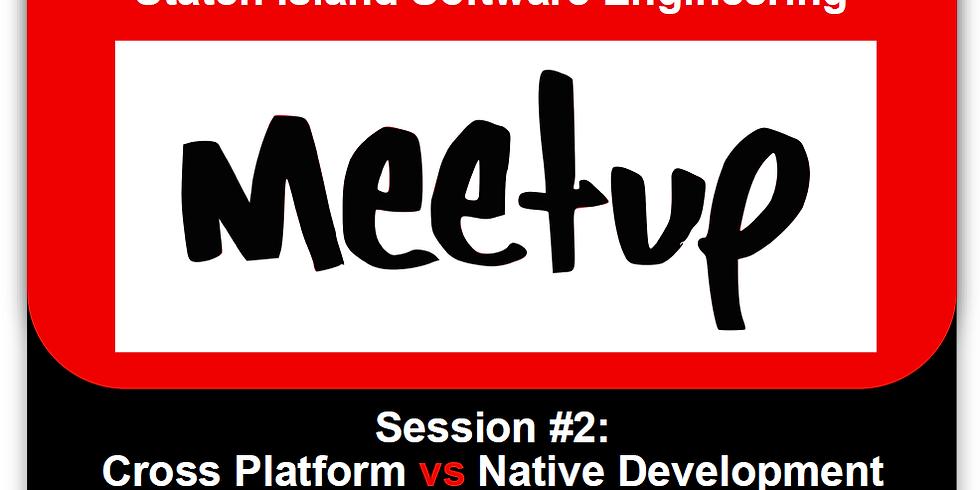 Staten Island Software Engineering Meetup #2