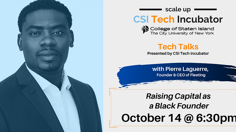 Tech Talks with Pierre Laguerre, CEO & Founder of Fleeting