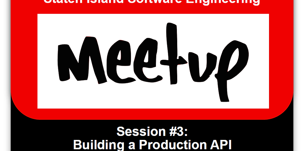 Staten Island Software Engineering Meetup #3