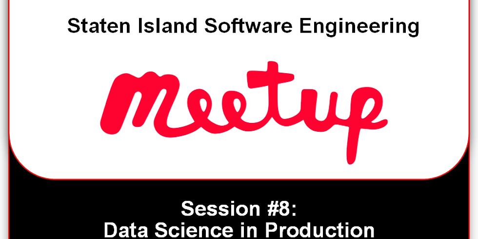 Staten Island Software Engineering Meetup #8