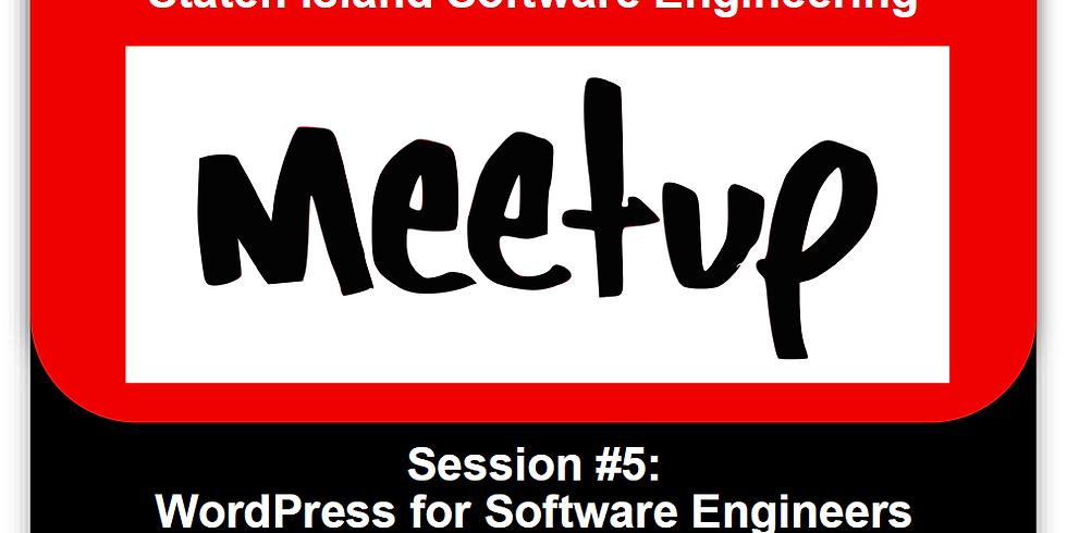 Staten Island Software Engineering Meetup #5