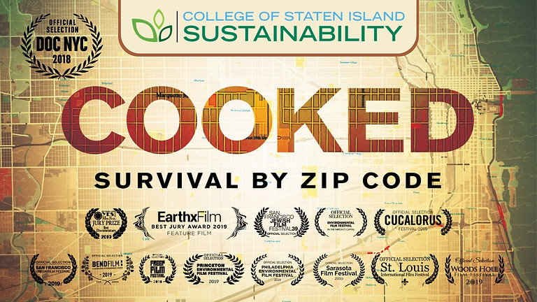 Cooked: Survival by Zip Code, Racism as a Public Health Crisis