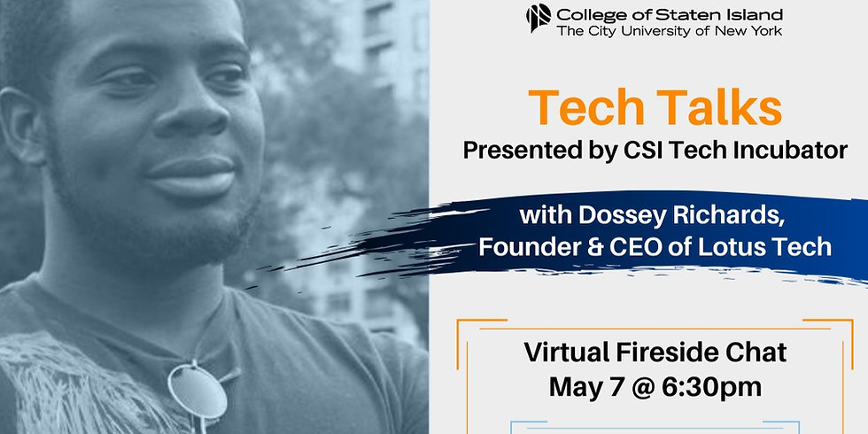 Tech Talks with Dossey Richards, Founder & CEO of Lotus Technologies