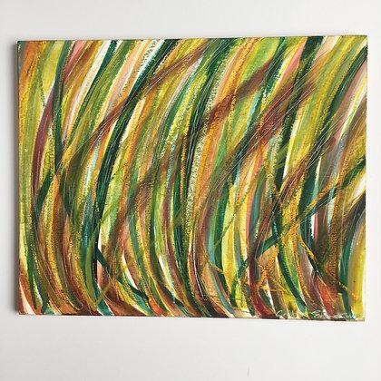 'Wild Grasses IIII'