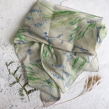 Wild Grasses Scarf