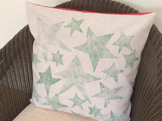 Star Cushion Cover