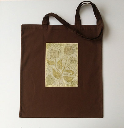 Clematis Seeds Tote Bag 2