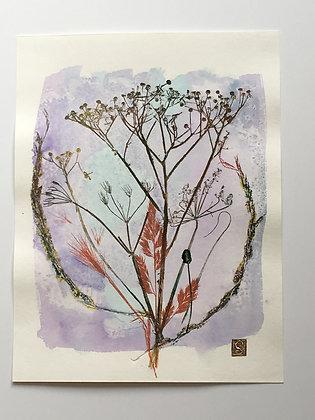 'Wild Grasses VI'