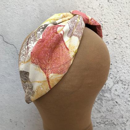 Hosta Leaf Headband